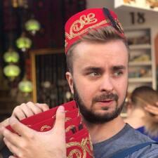 Användarprofil för Łukasz