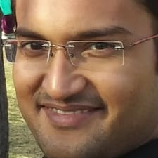 Användarprofil för Ashutosh