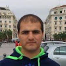 Profil utilisateur de Armen