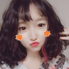 Nana felhasználói profilja
