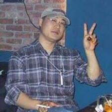 Sunghoon felhasználói profilja