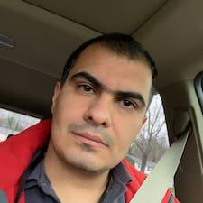 Farid felhasználói profilja