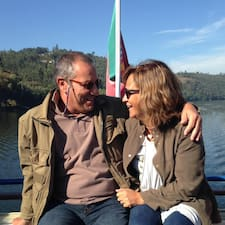 Carlos & Cristina felhasználói profilja