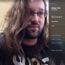 Douwe User Profile