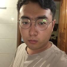 Henkilön Чжунвэй käyttäjäprofiili