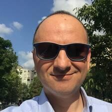Burak felhasználói profilja