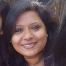 Sunitha felhasználói profilja