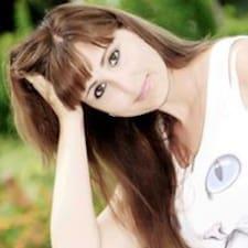 Profil utilisateur de Natali