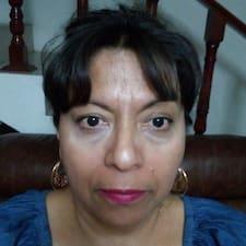 Martha Patricia felhasználói profilja