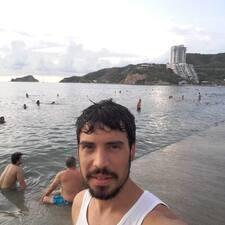 Profil utilisateur de Matias