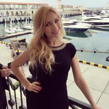 Olesya Brukerprofil