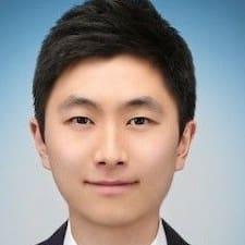 Sangjune felhasználói profilja