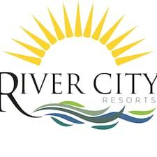 River City Resorts - Uživatelský profil