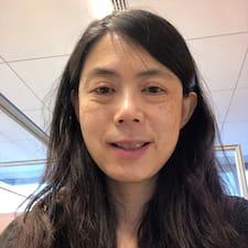 Magnolia felhasználói profilja
