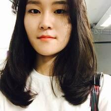 Perfil de usuario de Eunhye