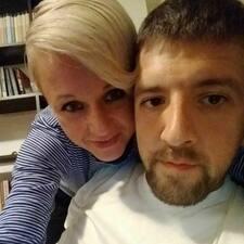 Profil utilisateur de Petar & Angie