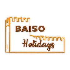 Baiso Holidays User Profile
