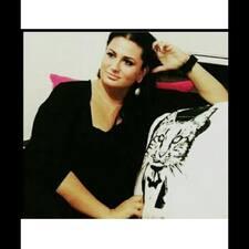 Ayşe felhasználói profilja