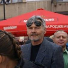 Henkilön Володимир käyttäjäprofiili