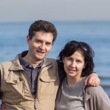 Alex & Polina User Profile
