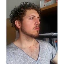 Profil Pengguna Esteban