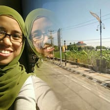 Profil utilisateur de Khadijah