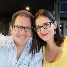Patricia & Fernando User Profile