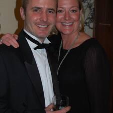 Giles & Jenna Brukerprofil