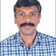 Henkilön Chandrashekhar käyttäjäprofiili