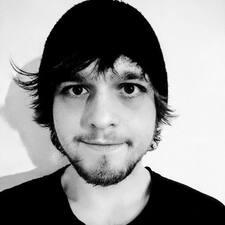 Levi felhasználói profilja