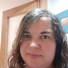 María Belen felhasználói profilja