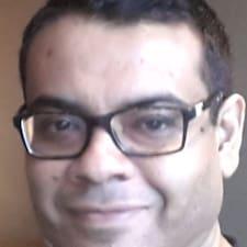 Profil utilisateur de Supratik