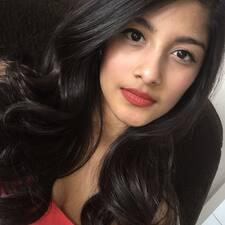 Maricela felhasználói profilja