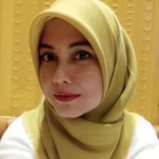 Henkilön Nurul Liza käyttäjäprofiili