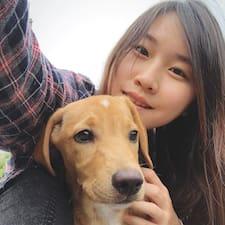 茗容 - Uživatelský profil