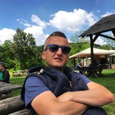 Profil utilisateur de Vladimir