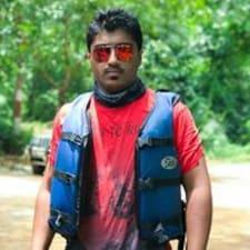 Prashant felhasználói profilja