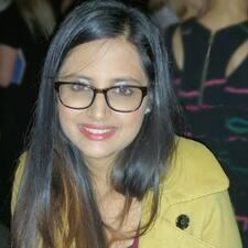 Profil utilisateur de Shilpitha