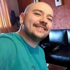 Profilo utente di Sergio David