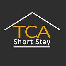 Perfil de usuario de TCA Short Stay