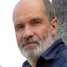 Profil Pengguna Jean François