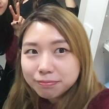 Profil utilisateur de Hyegyoung