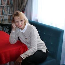 Янина Brugerprofil
