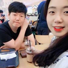 Användarprofil för Yoonseob