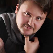 Kiril Kullanıcı Profili
