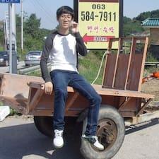 Profil utilisateur de Jiwon