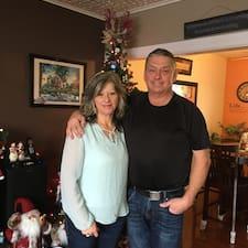 Debbie & Greg Brukerprofil