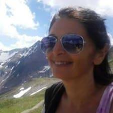Profil Pengguna Graziella