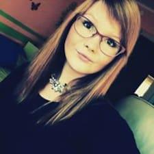 Profil utilisateur de Klaudie