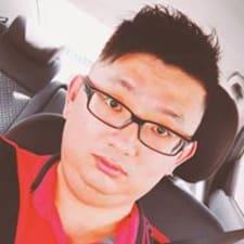 Boon Ming felhasználói profilja